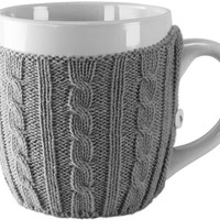 COOL TOUCH SWEATER MUG