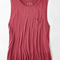 AEO Women's Soft & Sexy Pocket Muscle T-shirt