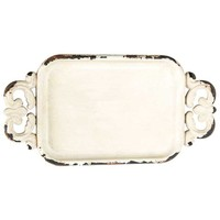 Antique White Pewter Jewelry Tray | Hobby Lobby | 733642