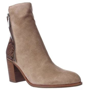 Kenneth Cole Ingrid High Rise Ankle Boots, Natural Multi, 9 US / 40 EU
