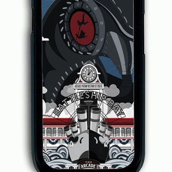 Samsung Galaxy S3 Case - Hard (PC) Cover with Bioshock Infinite Poster Plastic Case Design