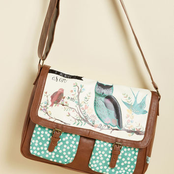 Wonder Your Wing Bag | Mod Retro Vintage Bags | ModCloth.com