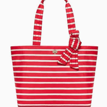 Kate Spade New York Flatiron Nylon Sophia Grace Baby Tote