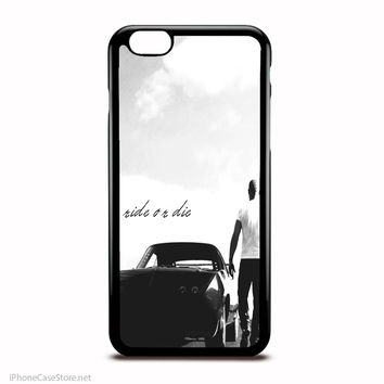 Fast And Furious 7 Ride Or Die Dom Toretto Case For Iphone Case