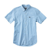 RVCA High And Tight Shirt - Short-Sleeve - Men's