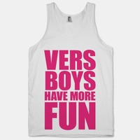 Vers Boys Have More Fun