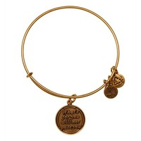 What's For You Will Not Pass You Charm Bangle