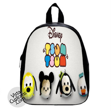 Disney tsum tsum New Hot School Bag Backpack