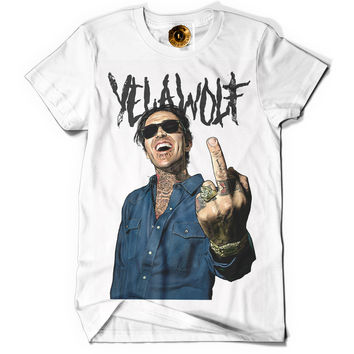 Yelawolf Middle Finger Tee