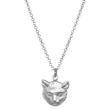 Feeling Catty Charm Necklace