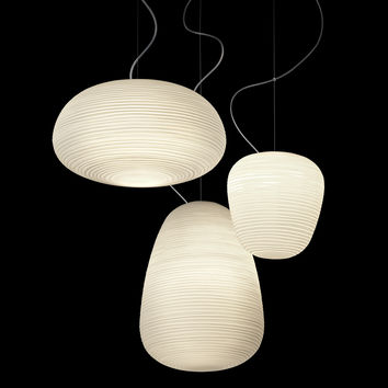 Ritual Multi Light Round Suspension Light