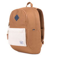 Herschel Supply Co.: Lennox Backpack - Caramel / Navy / Natural