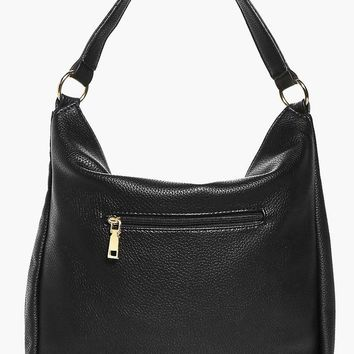 Lucy Knot Detail Strap Day Bag | Boohoo