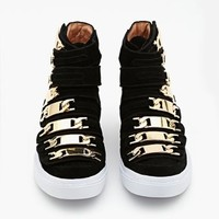 Jeffrey Campbell Malta Linked Sneakers