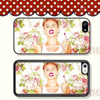 Miley Cyrus, iPhone 5 case iPhone 5c case iPhone 5s case iPhone 4 case iPhone 4s case, Samsung Galaxy S3 \S4 Case --X50846