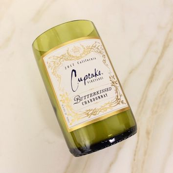 Cupcake Butterkissed Chardonnay Candle
