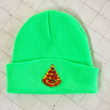 PIZZA PARTY Beanie