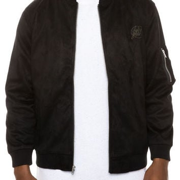 The Paisley Bomber in Black