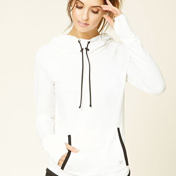 Active Hooded Pullover
