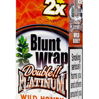 Blunt Wrap Double platinum x2 – Wild Honey