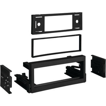 Metra 1995-2005 Cadillac And Chevrolet And Gmc Truck Single-din Installation Multi Kit