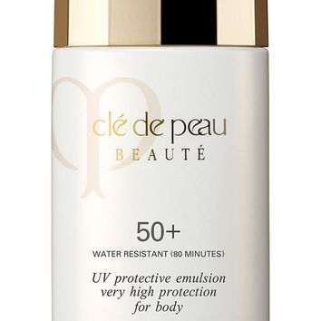 Clé de Peau Beauté UV Protective Emulsion Very High Protection for Body Broad Spectrum SPF 50+ | Nordstrom