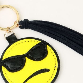 Emoji Key Chain ( + Colors )