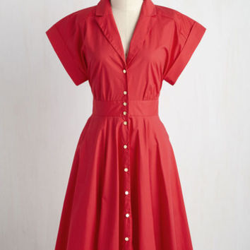 Ain't Nothing But a Prologue Dress | Mod Retro Vintage Dresses | ModCloth.com