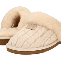 UGG Cozy Knit Cream - Zappos.com Free Shipping BOTH Ways