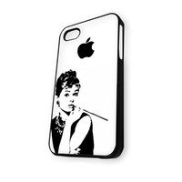 Audrey Hepburn apple iPhone 5C Case