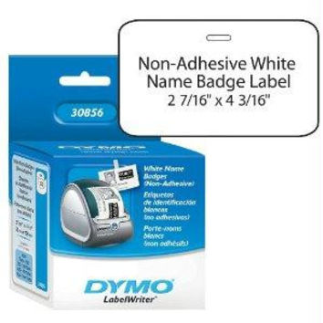 Dymo Dymo Name Badge With Clip Hole - Name Badge Labels - 1 Pcs