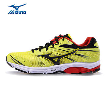 MIZUNO Men WAVE ZEST Mesh Breathable Light Weight Cushioning Jogging Running Shoes Sneakers Sport Shoes J1GR159872 XYP301