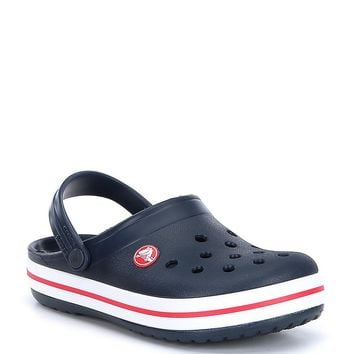 Crocs Boy's Crocband Clogs | Dillards