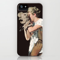 Niall Horan (One Direction) 4 iPhone & iPod Case by Diana T