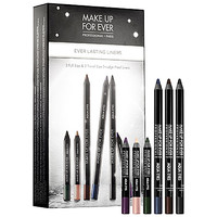 MAKE UP FOR EVER Ever Lasting Liners Set
