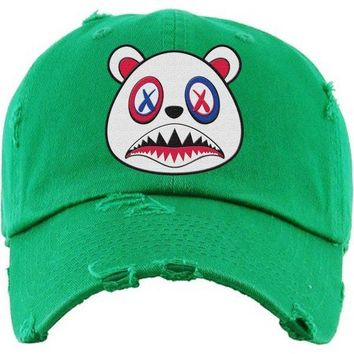USA Baws Kelley Green Dad Hat