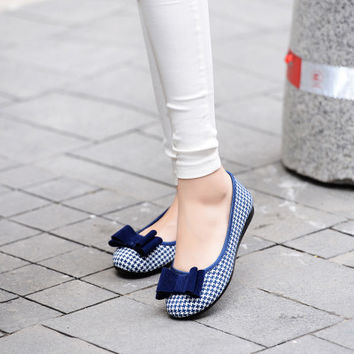 Women Shoes cloth shoes Flats  Loafers Slip On