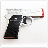 1x Twin Torch Lighter Refillable Cigar Cigarette Lighter