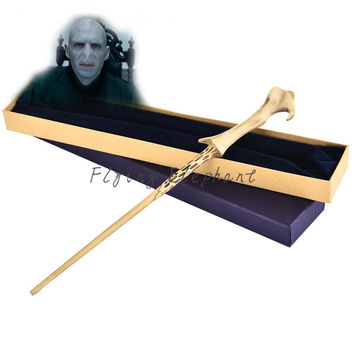 Metal Core Lord Voldemort/You Know Who Magic Wand/ Harry Potter Magical Wands/Quality Gift Box Packing-Best Christmas Gift
