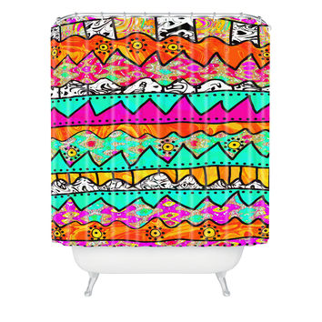 Ingrid Padilla Whimsy Be Shower Curtain