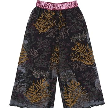 PAADE MODE - Wendy Lace Culottes Pants