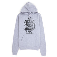 Freethinker California Fleece American Apparel Hoodie