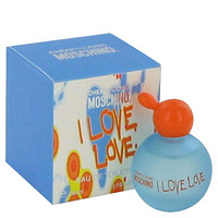 I Love Love Perfume By Moschino Mini EDT FOR WOMEN