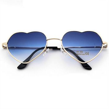 Fashion Heart Shaped Sunglasses