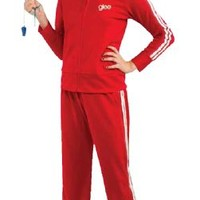 Glee Adult Sue Sylvester Track Suit Costume