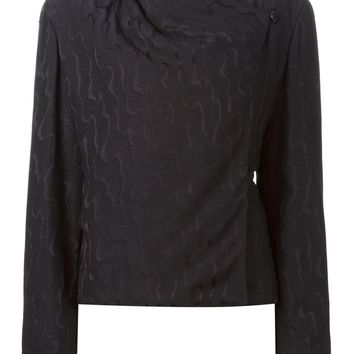 Donna Karan Vintage patterned jacket