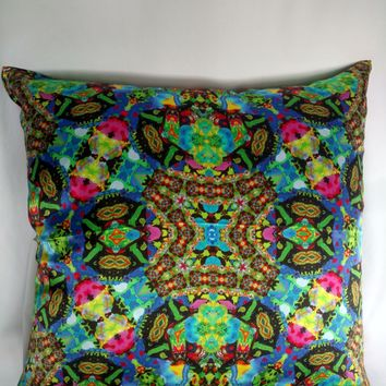 Silk Satin 16mm Pillow Cover 6 - 20x20 Inches