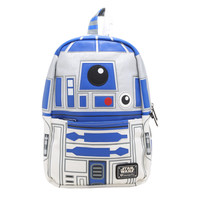 Loungefly Star Wars R2-D2 Mini Droid Backpack