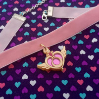Sailor Moon Crisis Moon Choker
