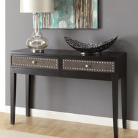 Crestview Harrison Sofa Table - CVFZR353